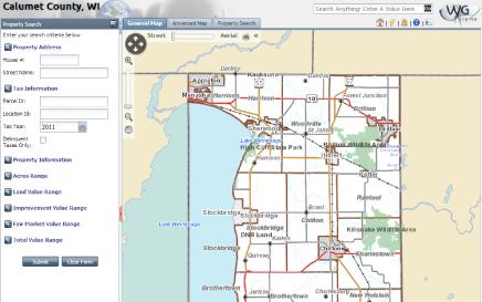 Calumet Maps