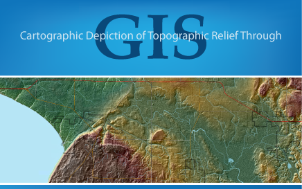 Calumet County GIS Topography Poster