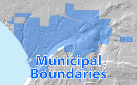 Calumet Municipal Boundaries